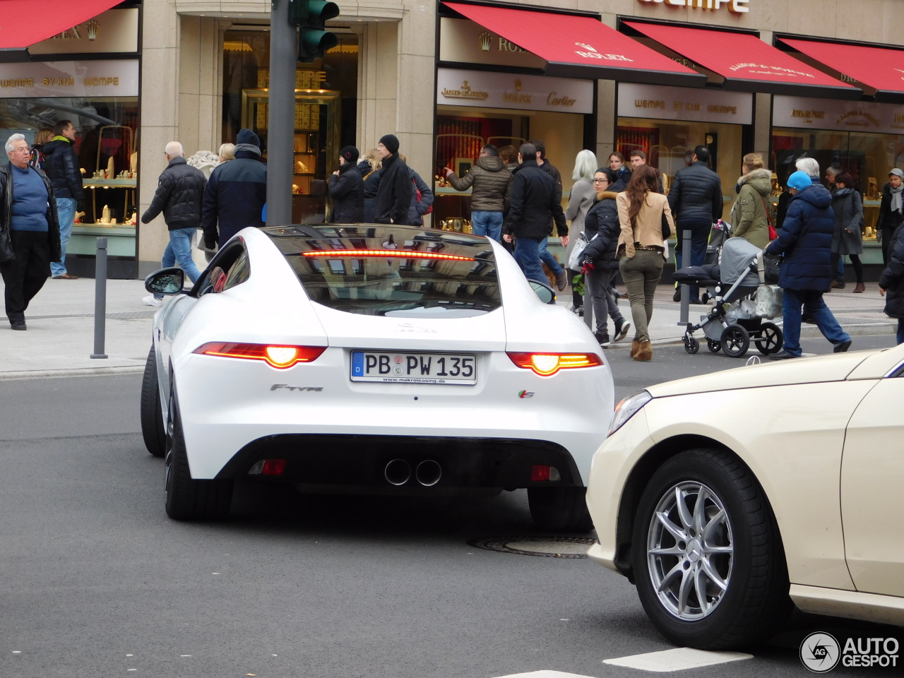 Jaguar F-TYPE S Coupé 7