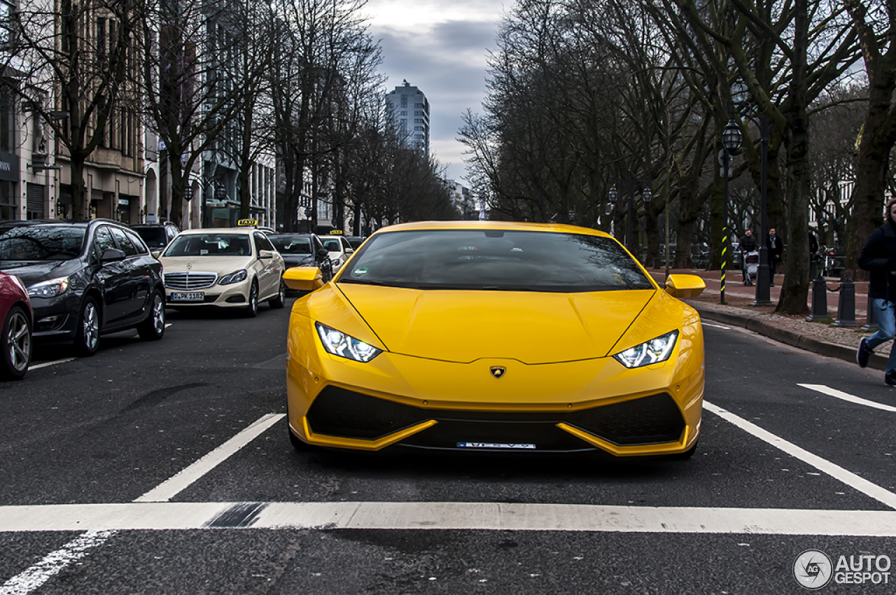 Lamborghini Huracan In Gold. huracan by hr image at ...