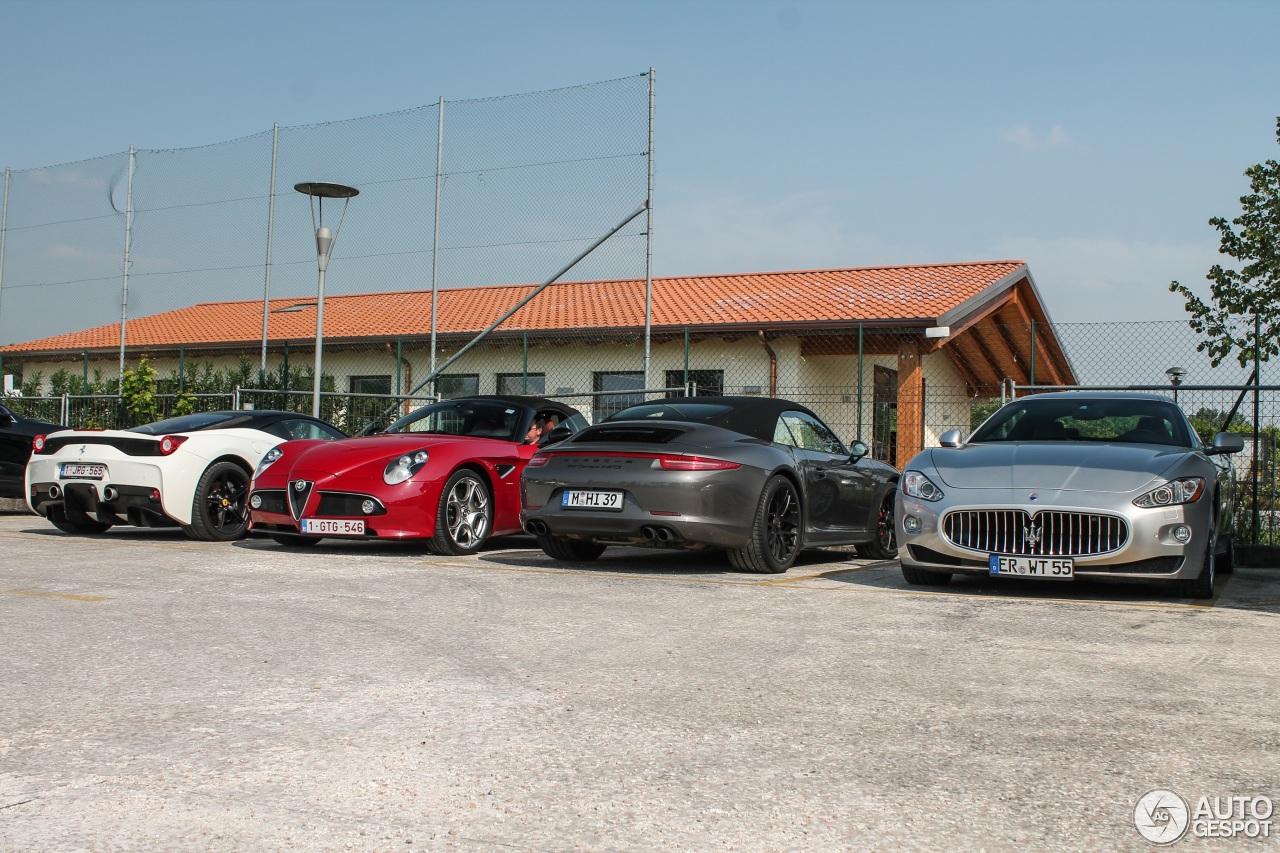 Maserati GranTurismo S Automatic 1