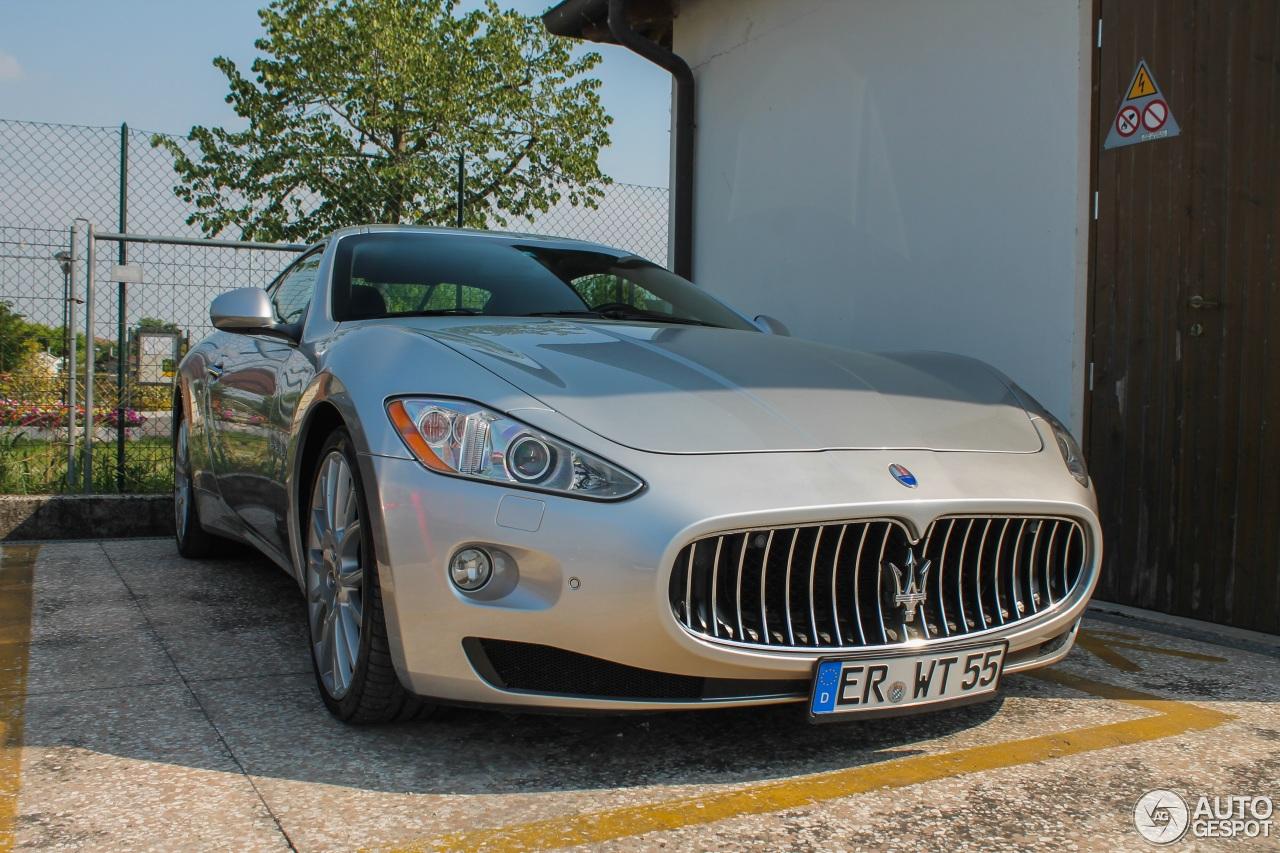Maserati GranTurismo S Automatic 3