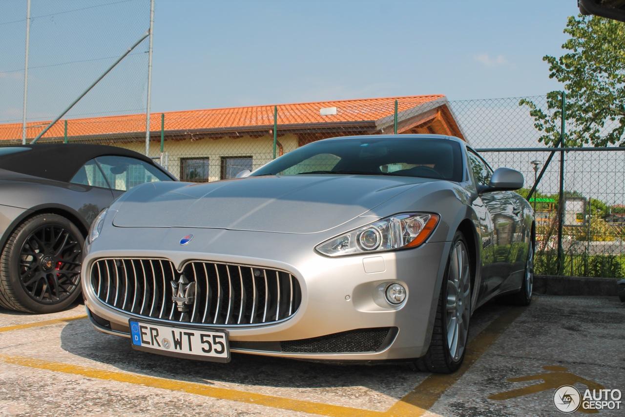 Maserati GranTurismo S Automatic 6
