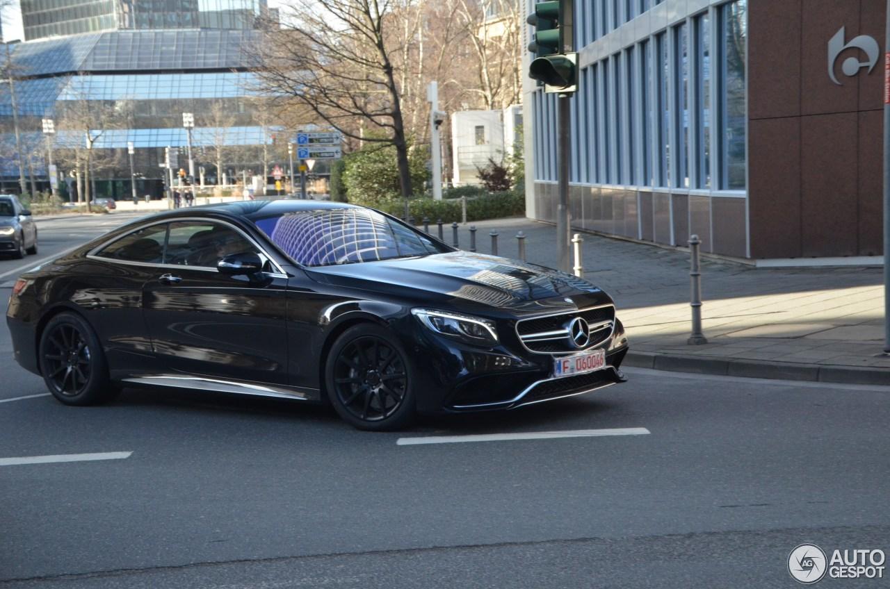 Mercedes-Benz S 63 AMG Coupé C217 2