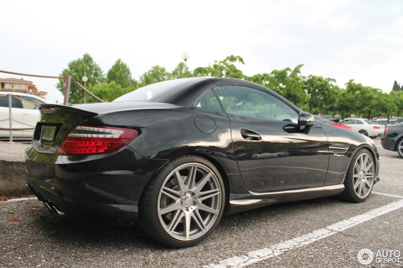 Mercedes benz slk 55 amg r172 14 february 2016 autogespot for 2016 amg slk55 mercedes benz