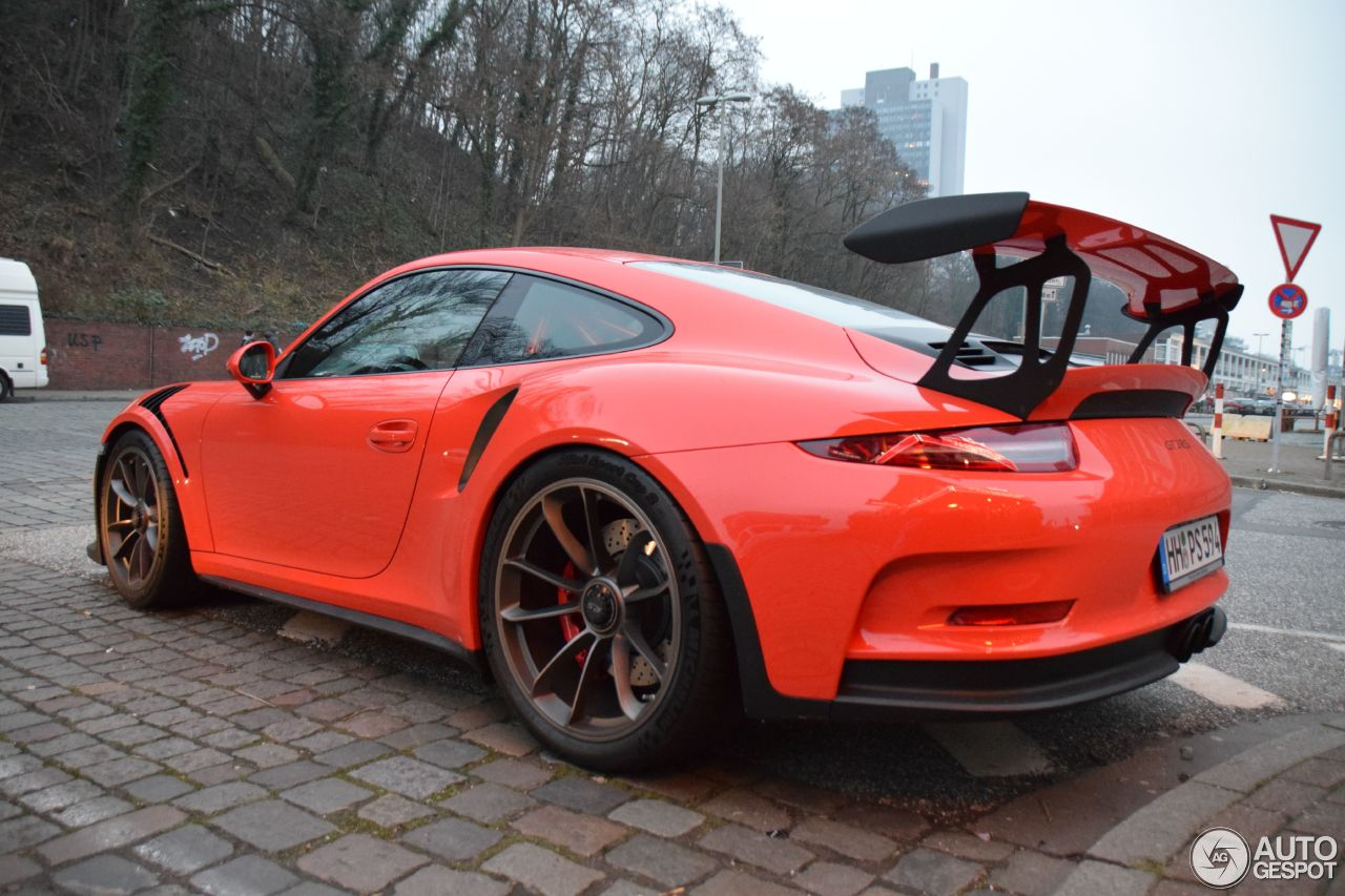 porsche 991 gt3 rs 14 february 2016 autogespot. Black Bedroom Furniture Sets. Home Design Ideas