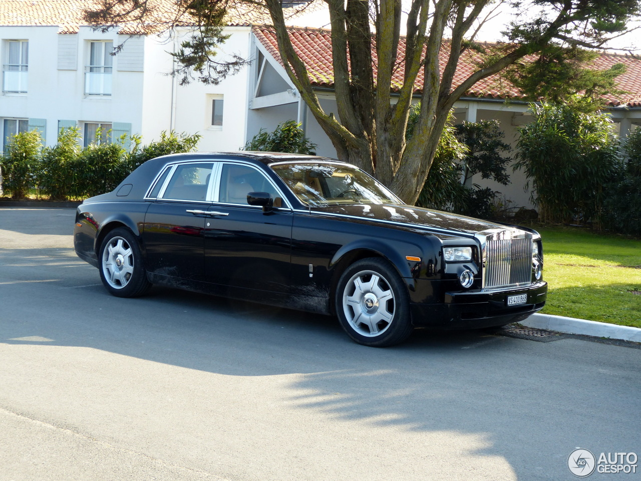 Rolls-Royce Phantom 1