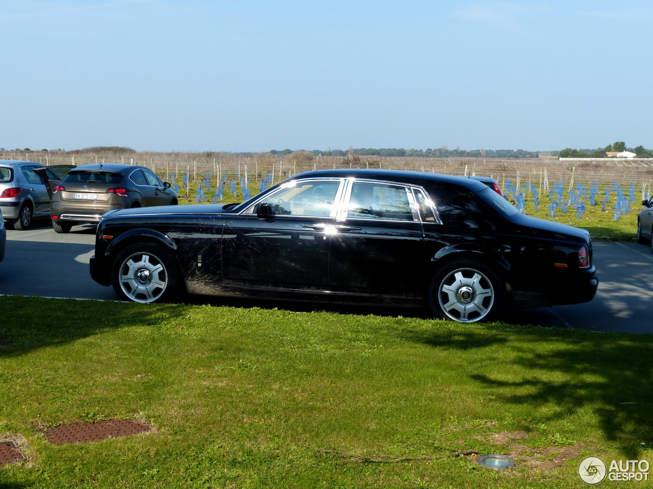 Rolls-Royce Phantom 10