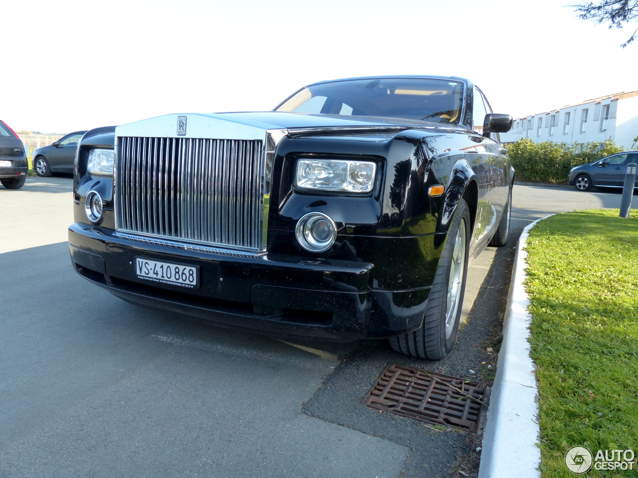Rolls-Royce Phantom 6