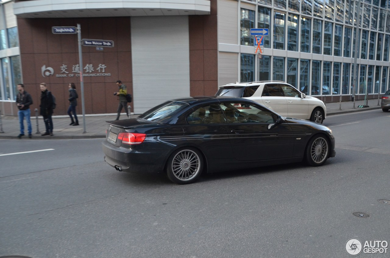 Alpina B3 Bi-turbo Cabriolet 5