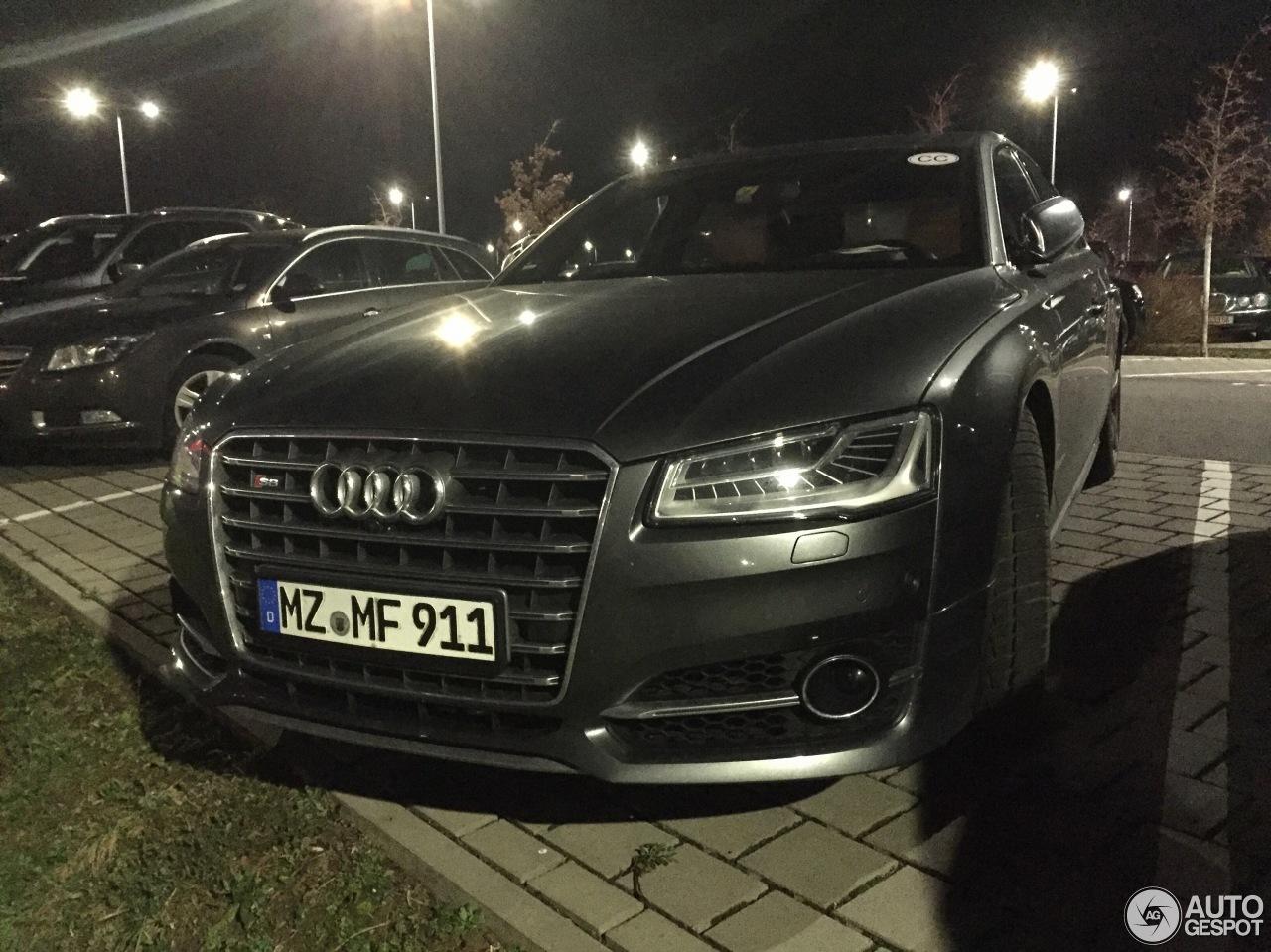 Audi S8 D4 2014 1