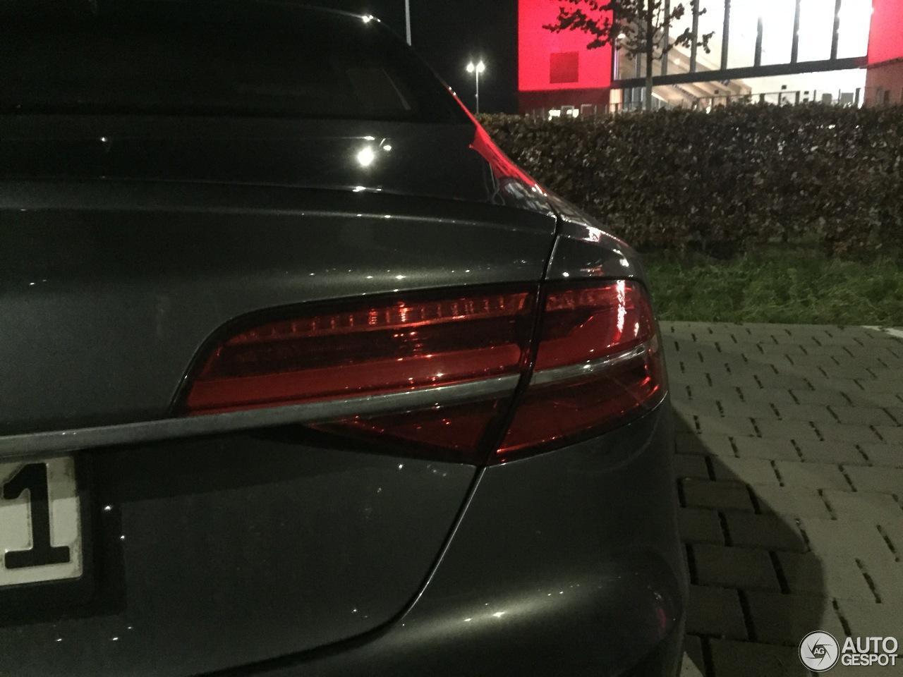 Audi S8 D4 2014 4