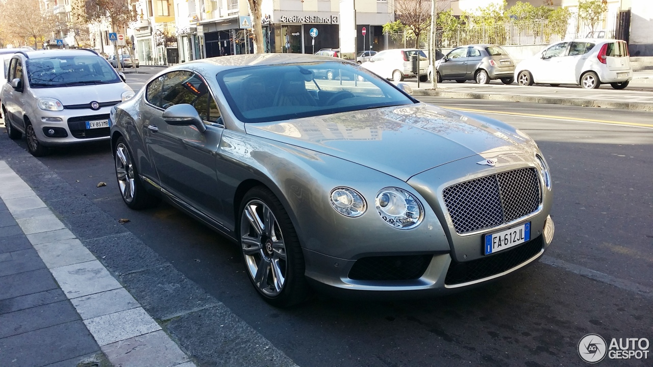 Bentley Continental GT V8 2