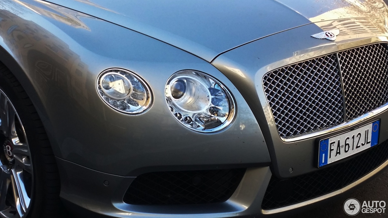 Bentley Continental GT V8 4
