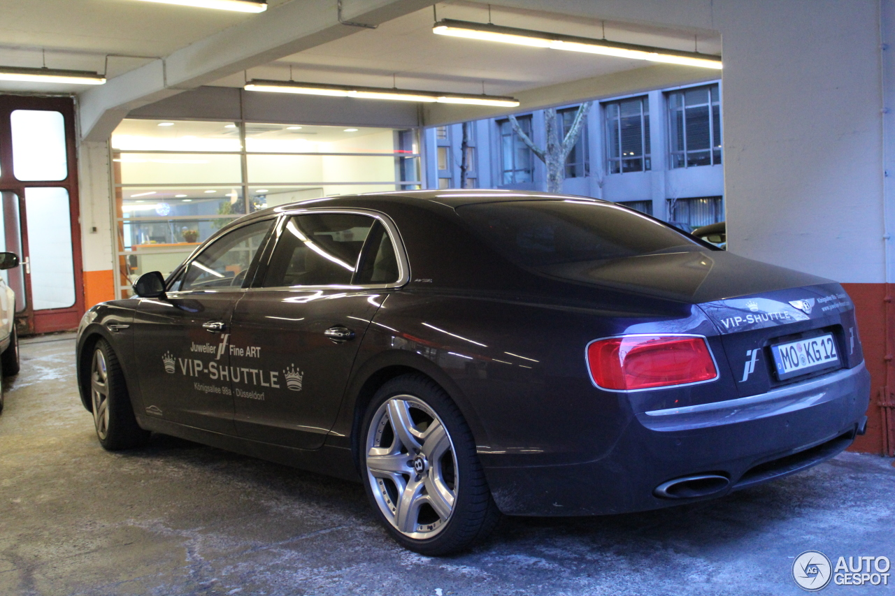 Bentley Flying Spur W12 1