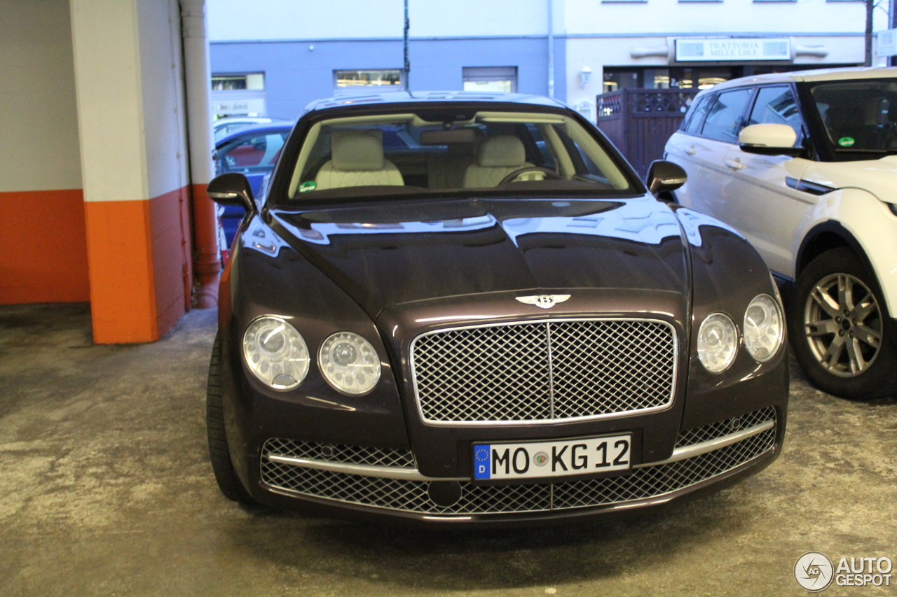 Bentley Flying Spur W12 3
