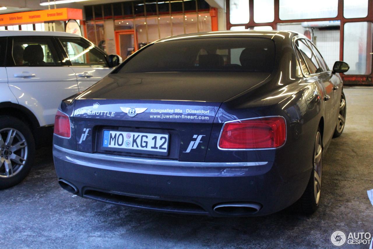Bentley Flying Spur W12 8