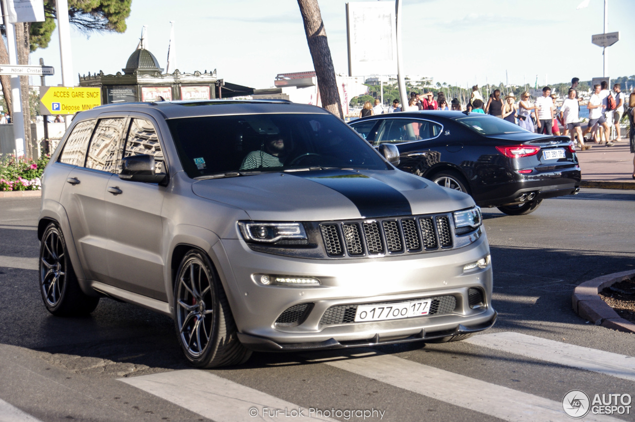 jeep grand cherokee srt 8 2013 hennessey hpe800 16. Black Bedroom Furniture Sets. Home Design Ideas