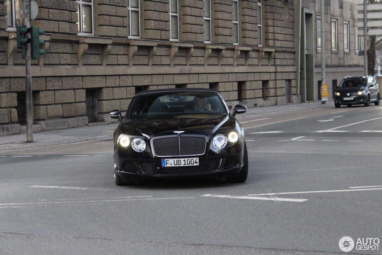 Bentley Continental GTC Speed 2013 3