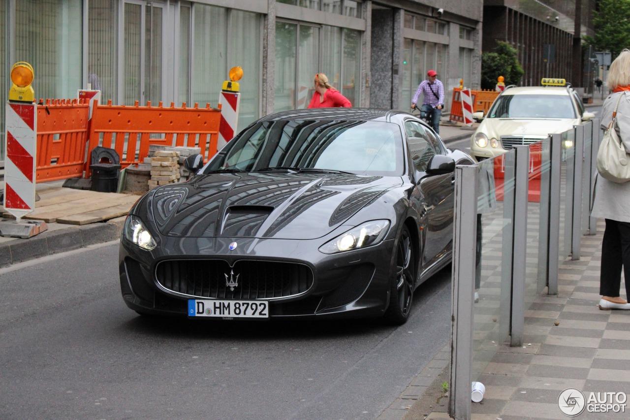 Maserati GranTurismo MC Stradale 2013 2