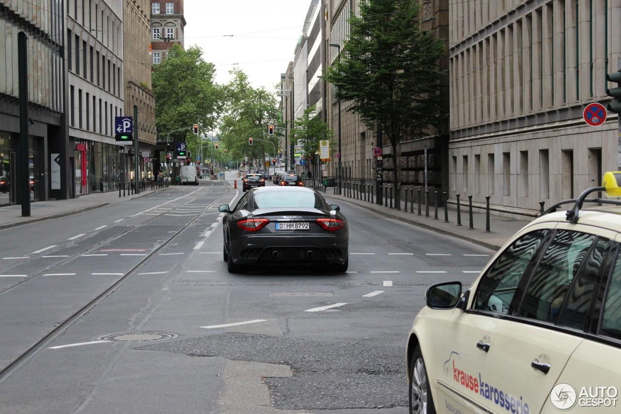 Maserati GranTurismo MC Stradale 2013 5