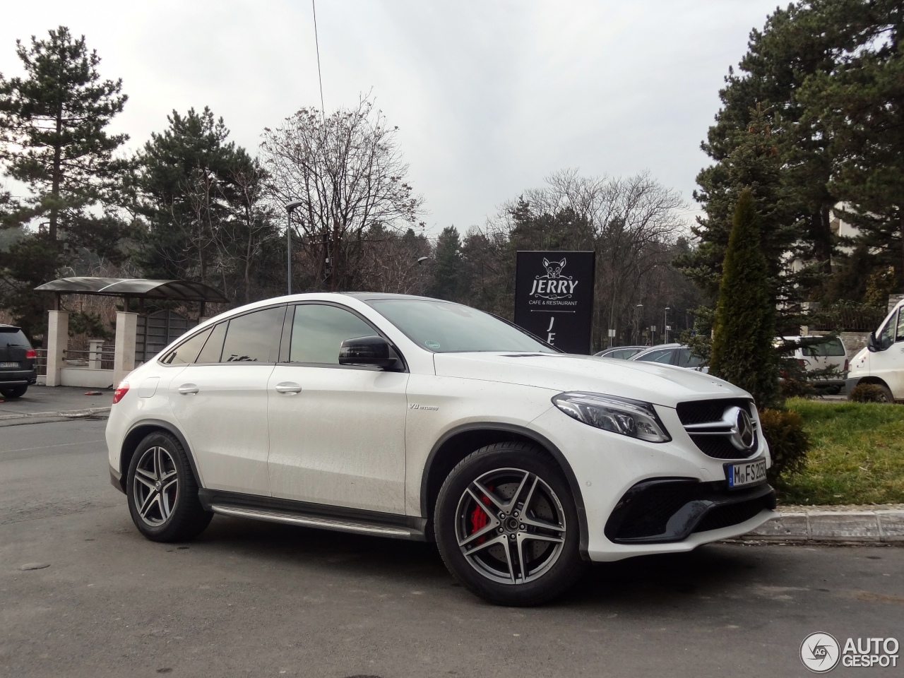 mercedes amg gle 63 s coup 19 february 2016 autogespot. Black Bedroom Furniture Sets. Home Design Ideas