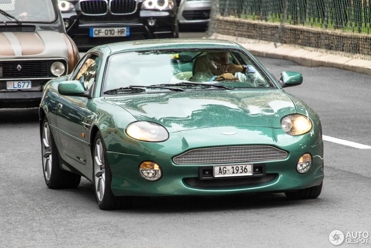 Aston Martin Db7 Vantage 20 Februar 2016 Autogespot