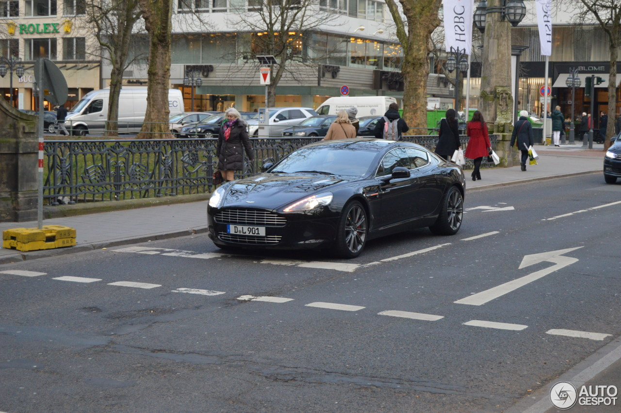 Aston Martin Rapide 1