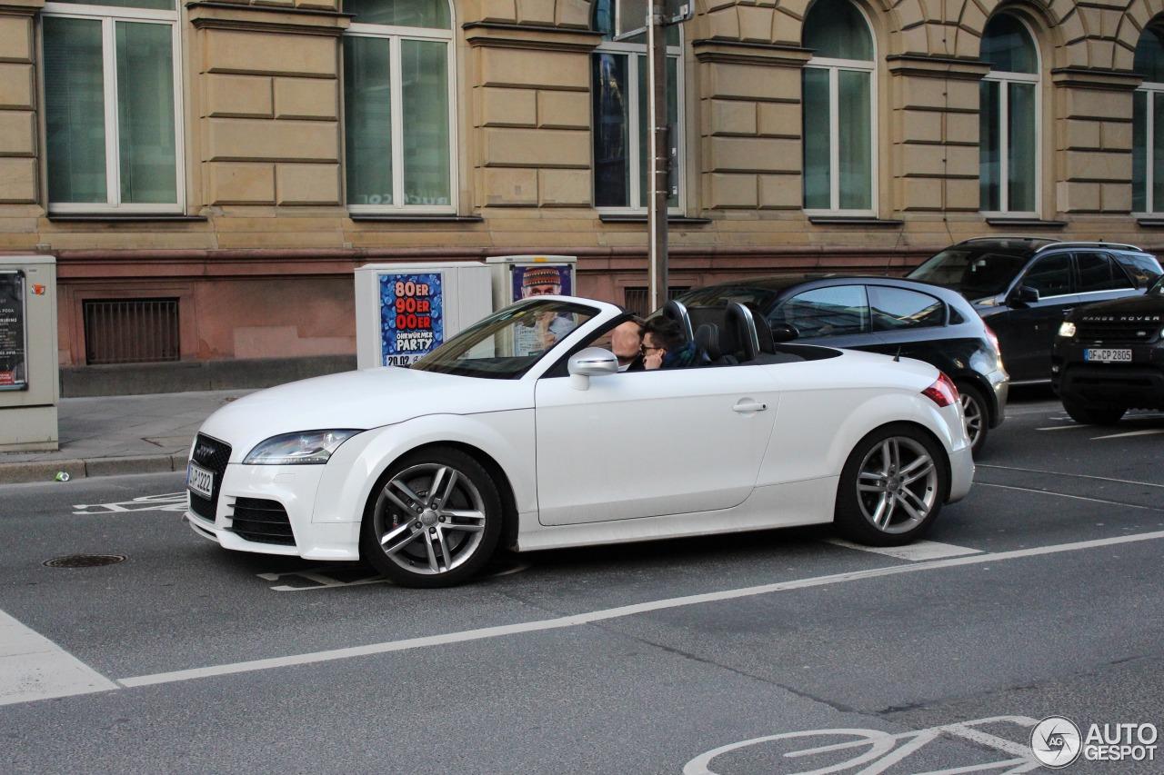 Audi TT-RS Roadster 6