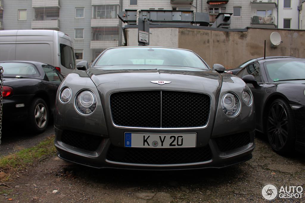 Bentley Continental GT V8 S 2
