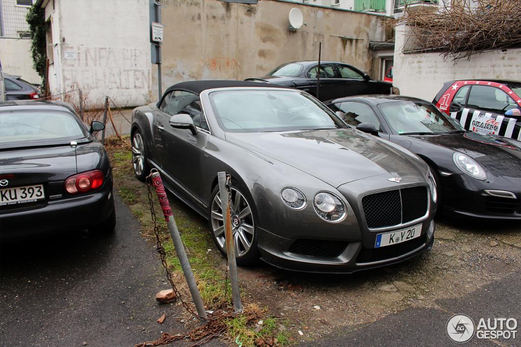 Bentley Continental GT V8 S 3