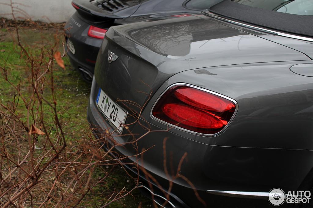 Bentley Continental GT V8 S 4