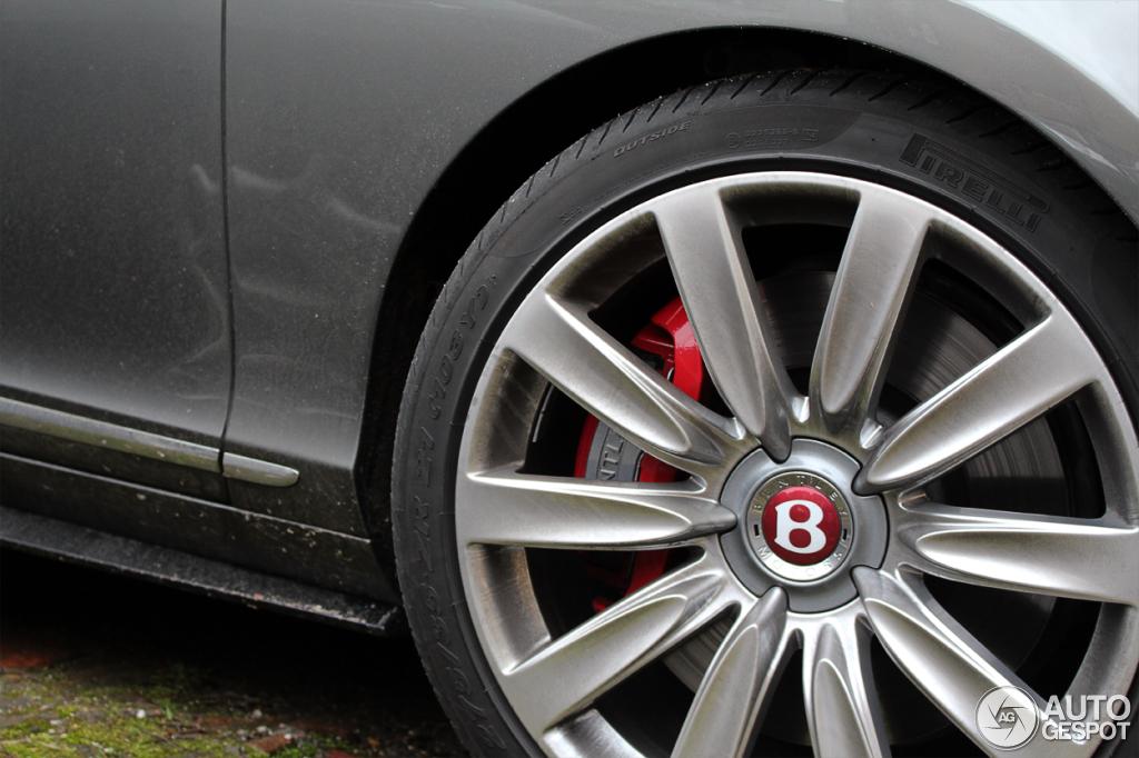 Bentley Continental GT V8 S 6