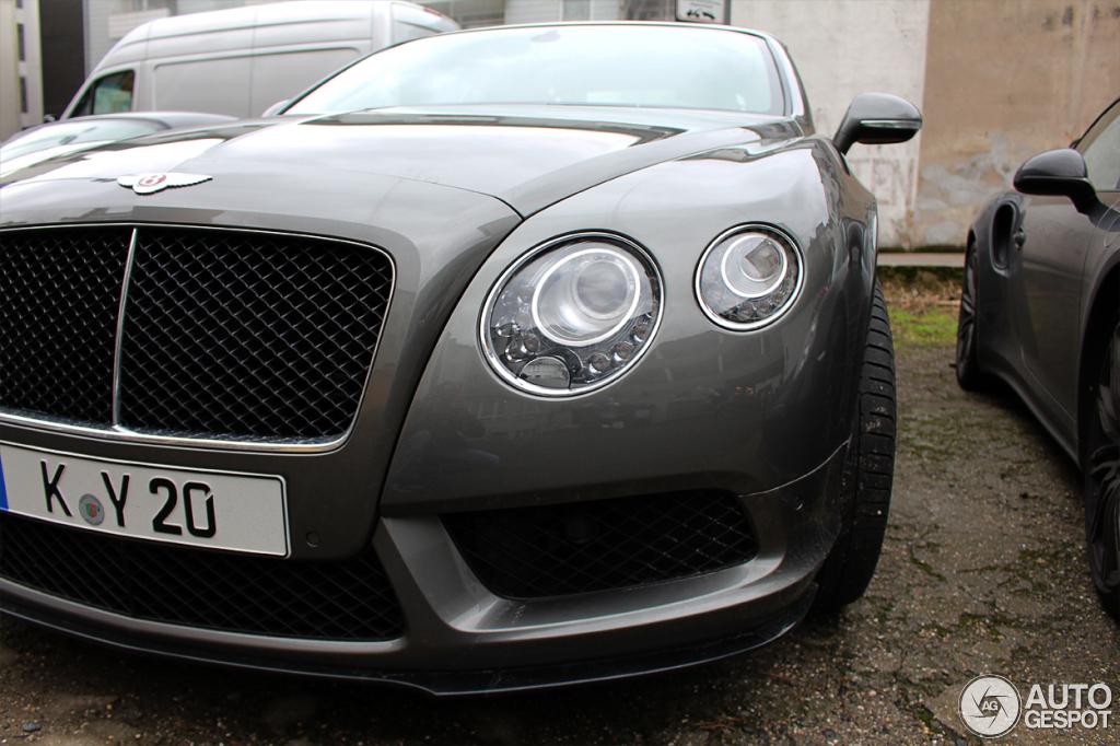 Bentley Continental GT V8 S 9