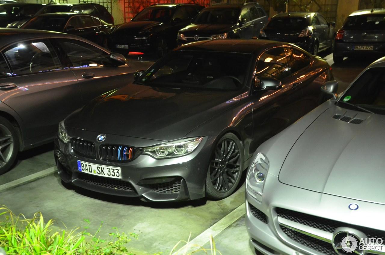 BMW M4 F82 Coupé 9