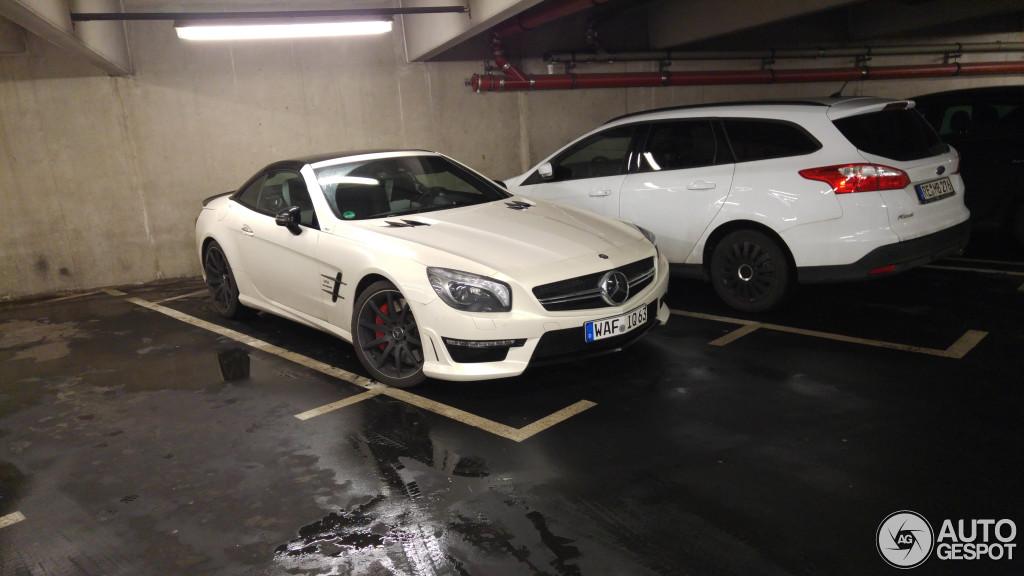 Mercedes benz sl 63 amg r231 2look edition 20 february for Mercedes benz sl 63 amg