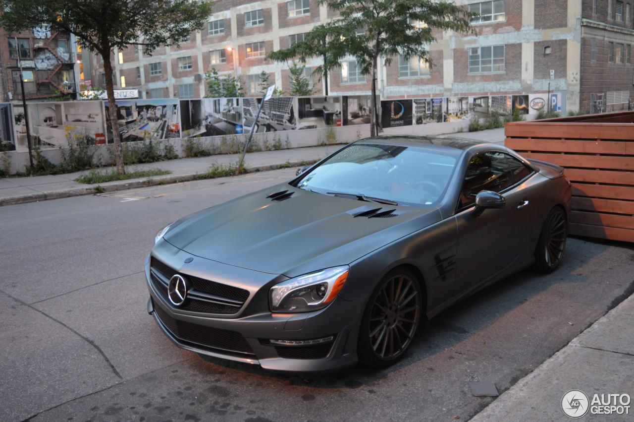 Mercedes-Benz SL 63 AMG R231 10