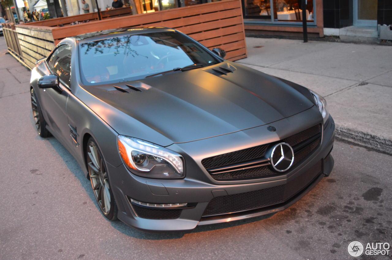 Mercedes-Benz SL 63 AMG R231 8