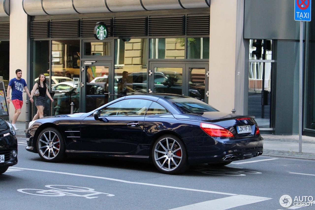 Mercedes-Benz SL 63 AMG R231 4