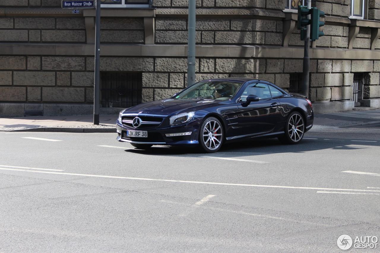 Mercedes-Benz SL 63 AMG R231 5