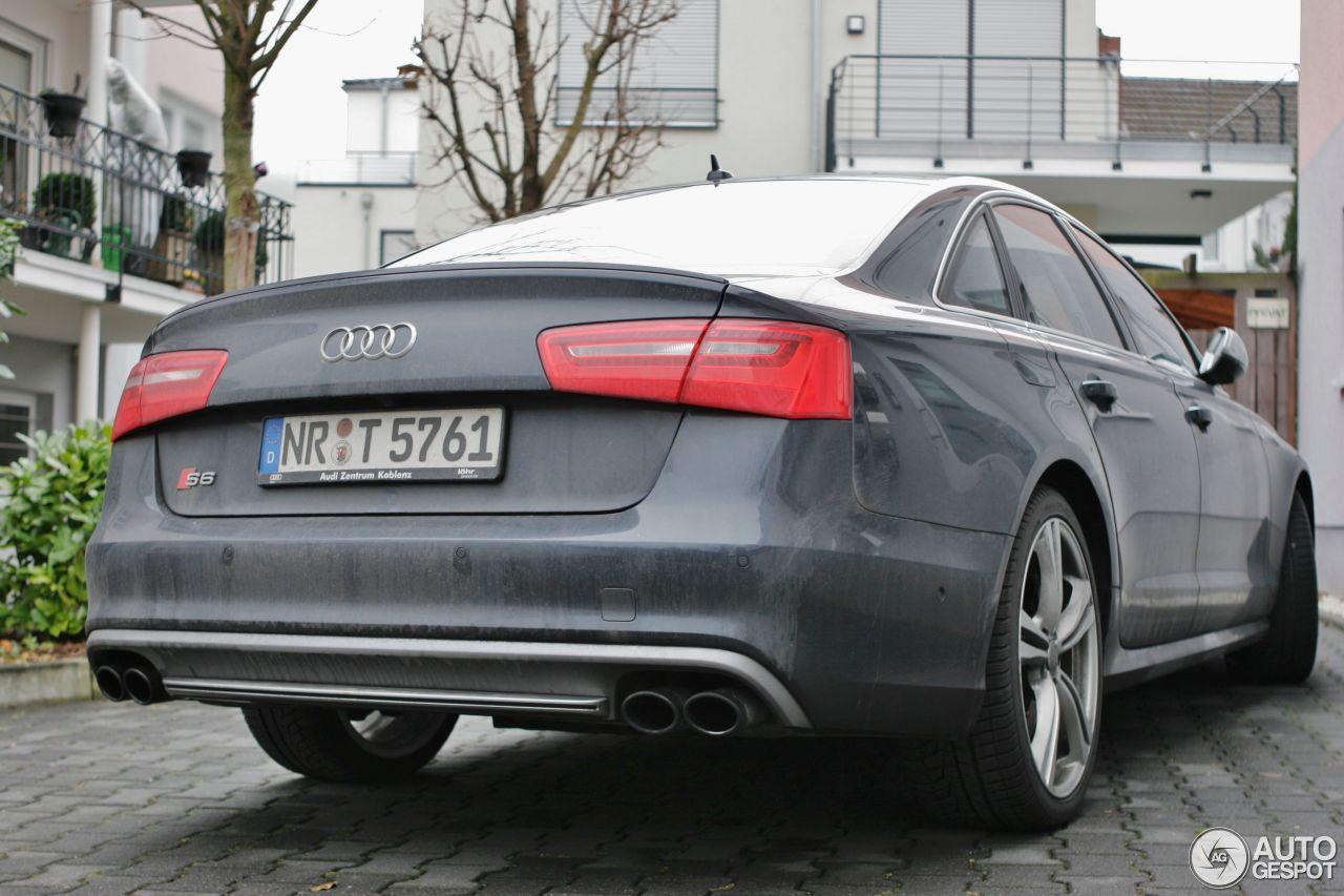 Audi S6 Sedan C7 1