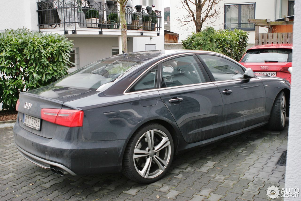 Audi S6 Sedan C7 2
