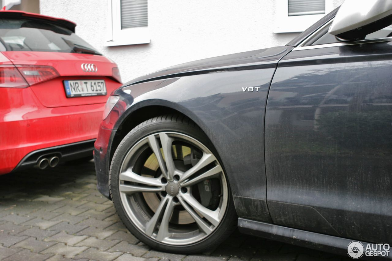 Audi S6 Sedan C7 3