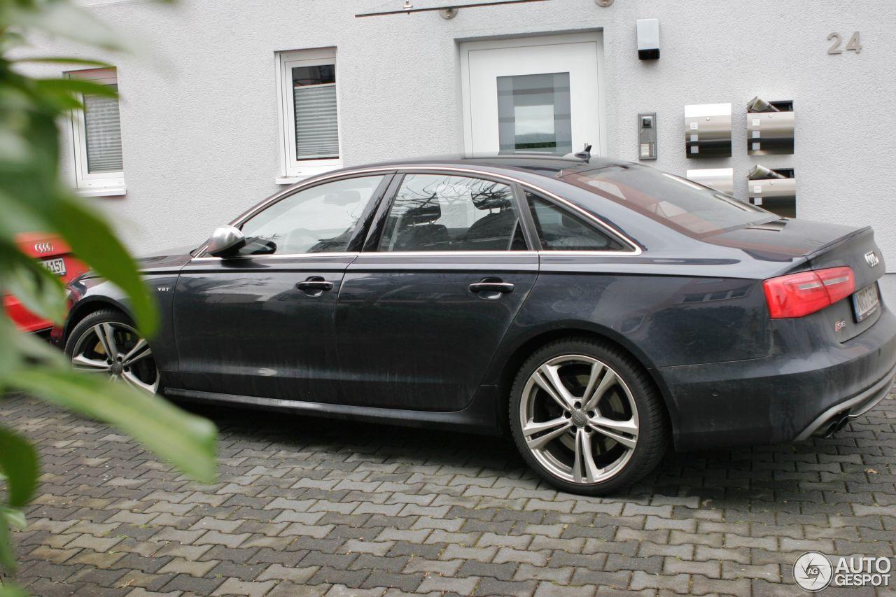 Audi S6 Sedan C7 4