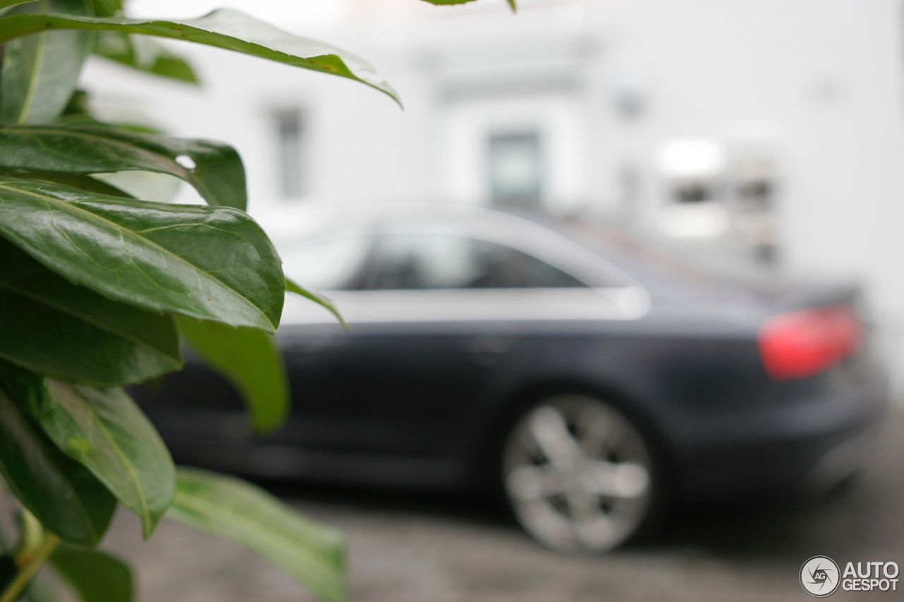 Audi S6 Sedan C7 5