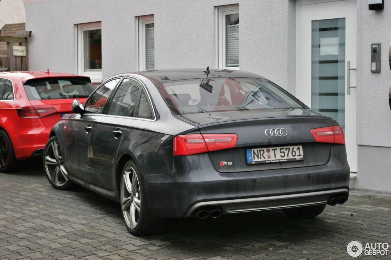 Audi S6 Sedan C7 6