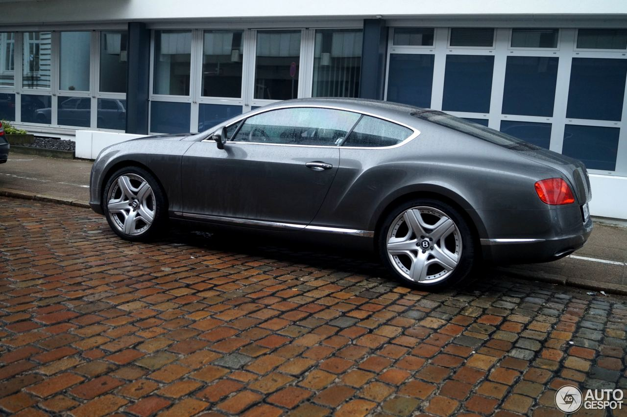 Bentley Continental GT 2012 2