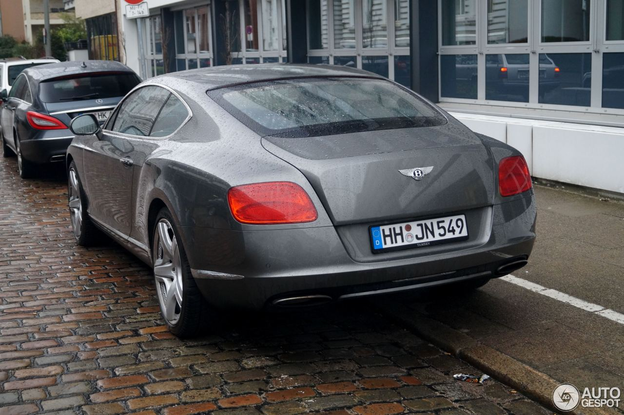 Bentley Continental GT 2012 4