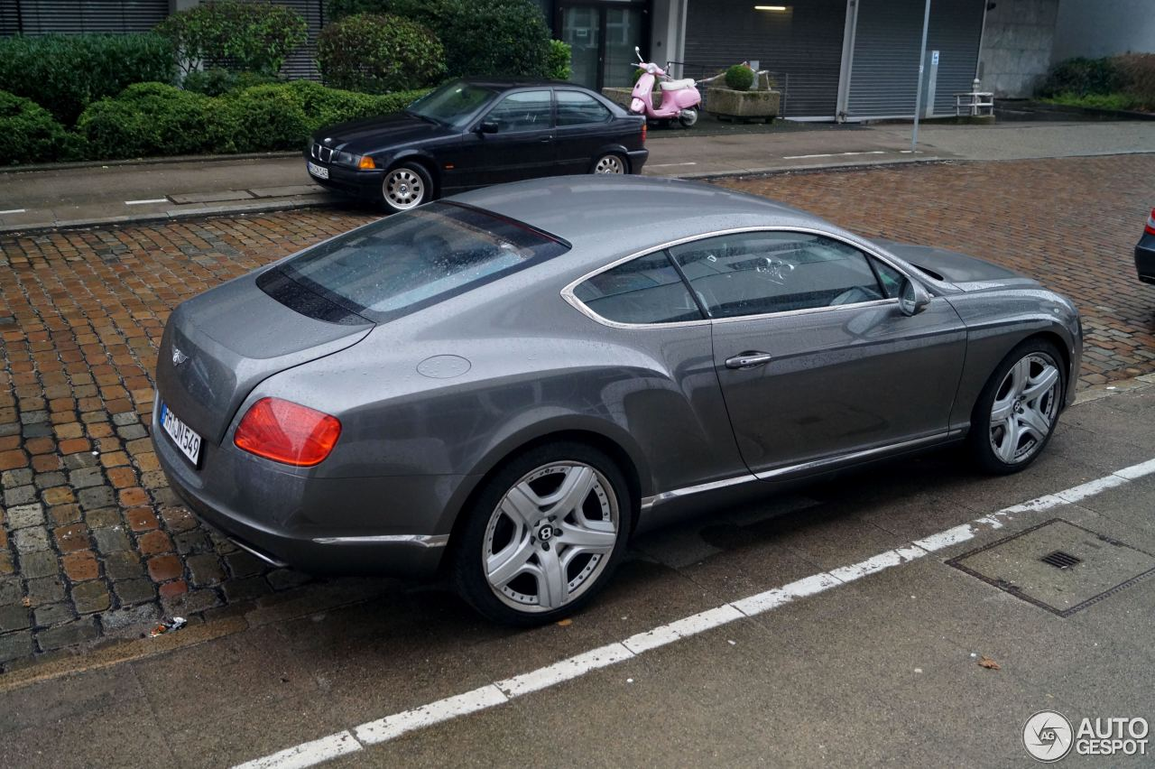 Bentley Continental GT 2012 6