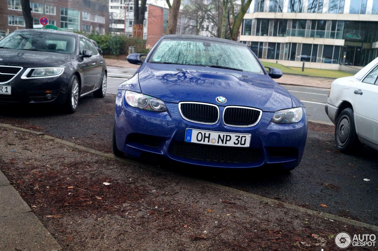 BMW M3 E92 Coupé 10