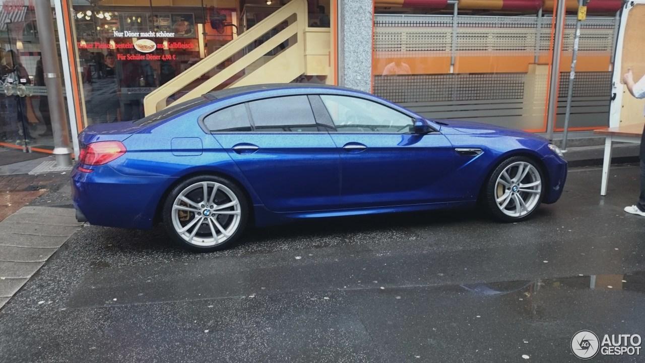 BMW M6 F06 Gran Coupé 2