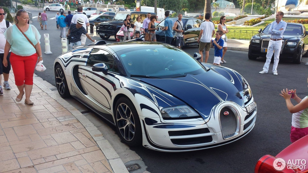 bugatti veyron 16 4 grand sport vitesse 21 february 2016. Black Bedroom Furniture Sets. Home Design Ideas